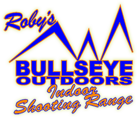 Roby's Bullseye Outdoors logo